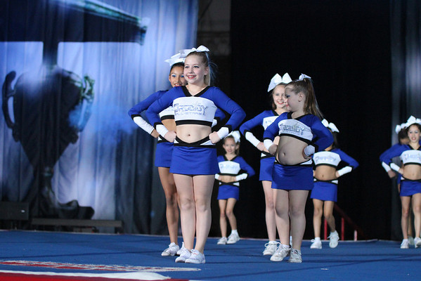2013 Cheer | Dallas - March 3rd