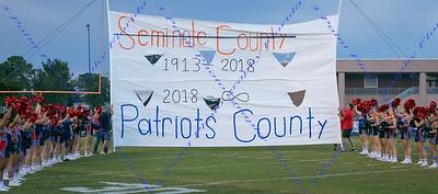 LBHS V FB vs Seminole - Sept 28, 2018