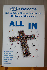 Kairos Prison Ministry Saturday - July 27, 2019