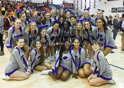 Cheer: 2016 Conference 14 Championship - Potomac Falls 10.18.16