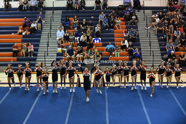 AW Conference 14 Cheer Championship - Briar Woods-1