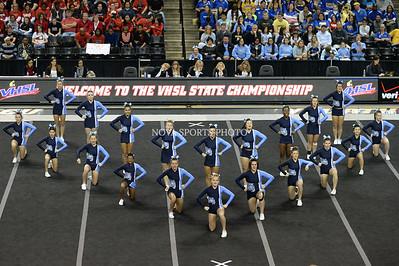 Cheer: 2014 VHSL 5A State Championship - Stone Bridge 11.8.14