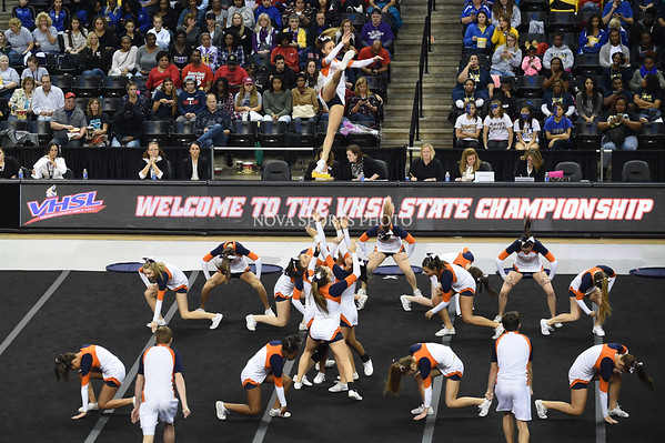 AW 2015 Cheer State Championship, Briar Woods-11