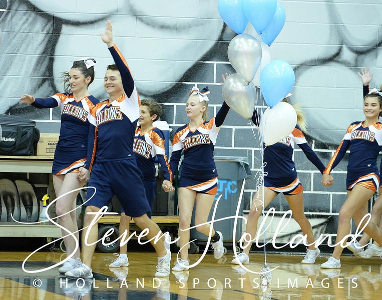 Cheer Varsity - Spirit Bowl 2016