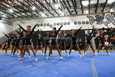Cheer: Dominion HS, Dominion Invitational 10.7.17