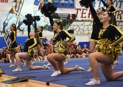 Cheer: Freedom - 2016 Loudoun County Championship 10.5.16
