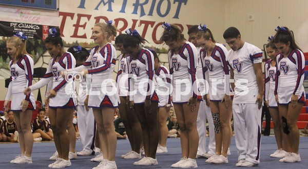 Cheer: 2016 LCPS Cheer Championships by Michael Pittinger on October 5, 2016