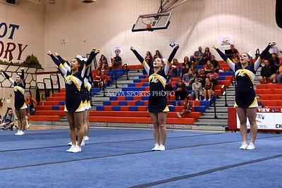 Cheer: Loudoun County - 2016 Loudoun County Championship 10.5.16