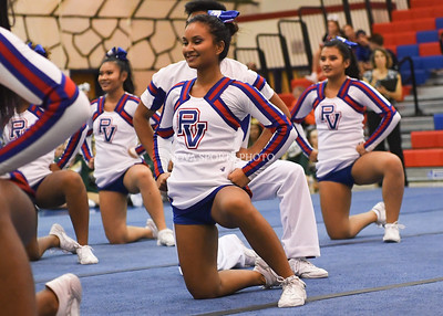 Cheer: Park View - 2016 Loudoun County Championship 10.5.16