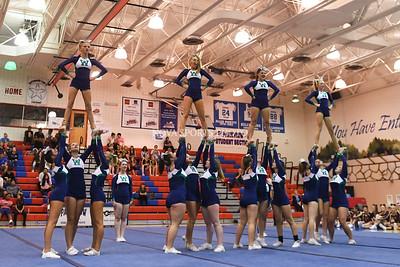 Cheer: Woodgrove - 2016 Loudoun County Championship 10.5.16