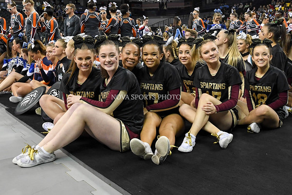 AW Cheer 2015 VHSL 5A State Championship - Broad Run -1