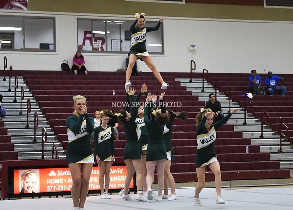 AW Loudoun County Cheer Championships Loudoun Valley-1