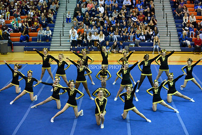 Cheer: 2014 Conference 14 Championship - Freedom 10.23.14