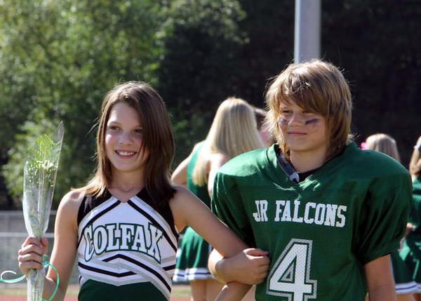 Homecoming Michala and Luke