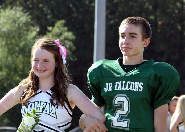 Homecoming Kendall and Mason