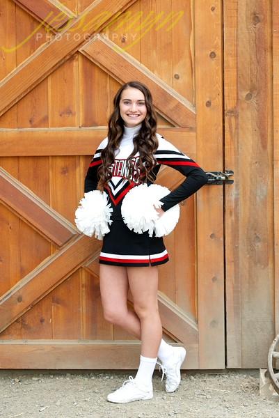 Monte Vista Freshman/JV Cheer 2014