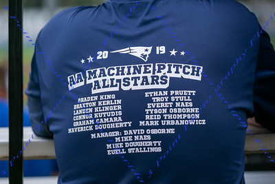AA Machine Pitch Tournament - June 9,2019