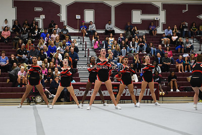 Cheer: 2015 Loudoun County Championship - Heritage 10.3.15