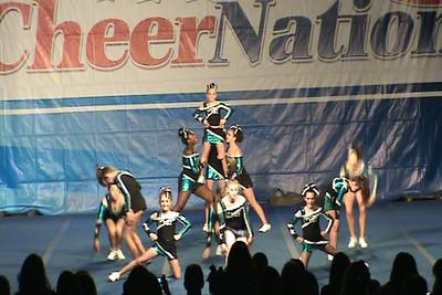 Matrix Cheerleading