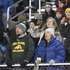 GREG SUKIENNIK -- MANCHESTER JOURNAL<br /> Burr and Burton Academy football fans cheered on the Bulldogs at Alumni Field at Rutland High School as they beat St. Johnsbury Academy for the state Division I football championship.