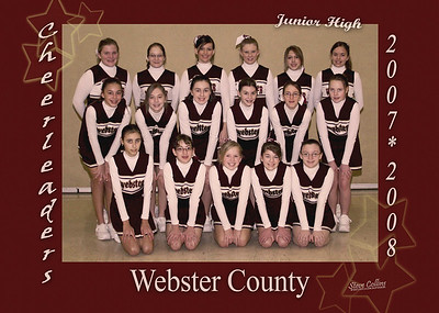 Order this print if you are wanting a 5x7, file name WCjrHS-Cheer-57