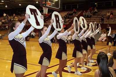 T R O J A N S ...........GO TROJANS!