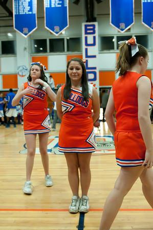 2011-03-03 Cheerleaders - Dayton vs Hoboken