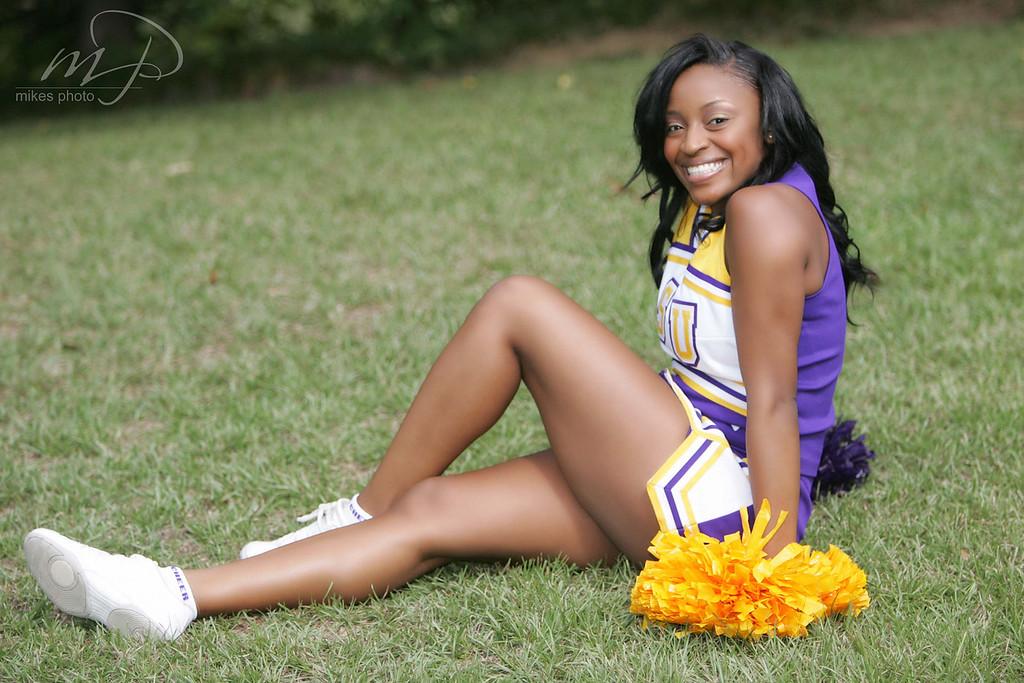 2011 Alcorn State Cheerleaders