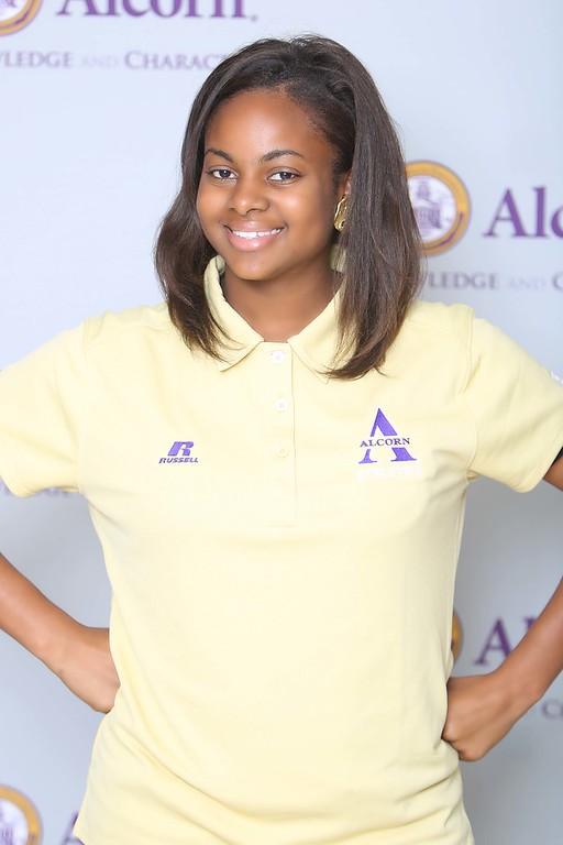 2012 Alcorn State Cheerleaders