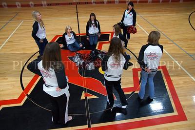 2011 Cheerleaders