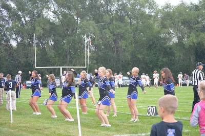 Cheerleading 2016-2017