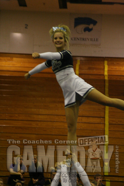 2009 AAA Northern Region Cheer Competition