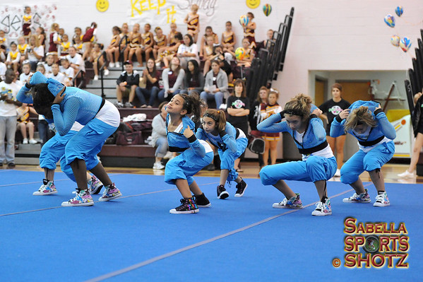 Hopewell Vikings - Midgets Hip Hop - 01