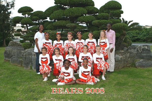Bears Cheerleading