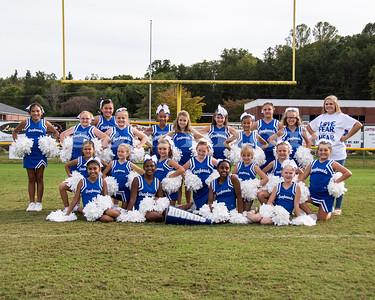 B Team Cheer