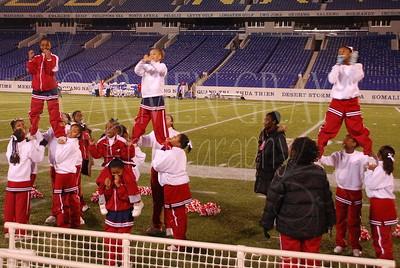 2007 Annapolis Navy Football Field