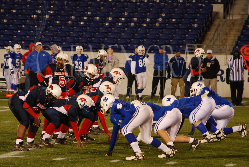 2007 Annapolis Navy Football Field