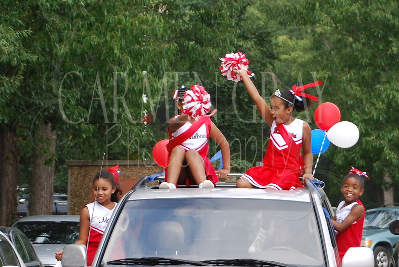 Marlboro Mustangs Homecoming (2007)