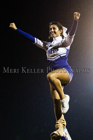 MHS Cheerleading 9.18.15