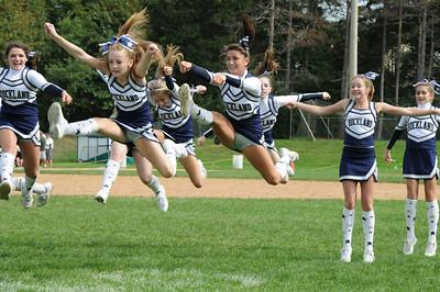 Midget's Cheerleaders 09-24-11