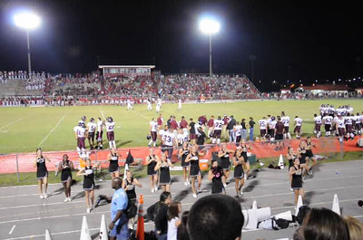 """""""Raiders Yell It Out""""  Crestview"""