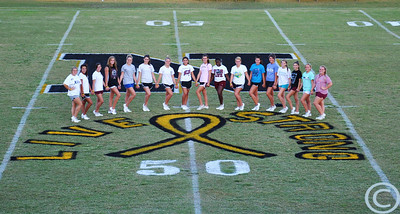 L I V E S T R O N G !   Navarre High School Varsity Cheerleaders!!  Tribute to Ian Lockwood fighting his second battle with cancer.  His last football game will be this Friday night......awaiting brain surgery.  We LOVE you Ian!!  10-8-10