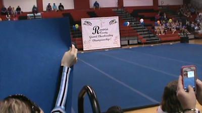 RCS Cheer Comp. Video