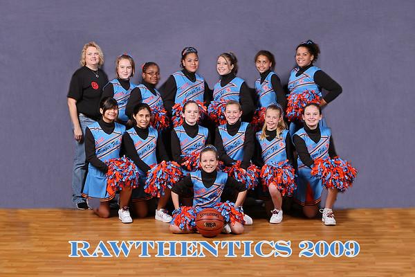 Rawthentics 1-8