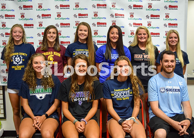 All-LoCo Girls Soccer