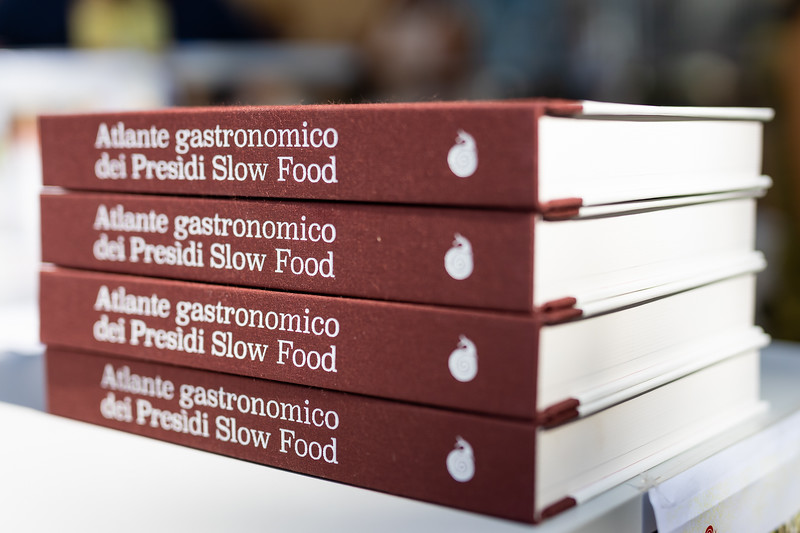 Atlante gastronomico dei Presìdi Slow Food