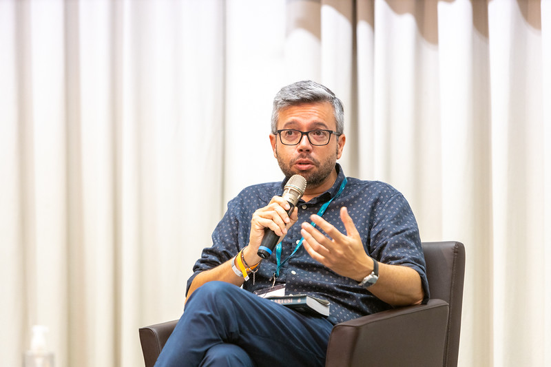 Presentazione di Carissimo Artusi, Slow Food Editore 2021<br /> © Paolo Properzi / Archivio Slow Food