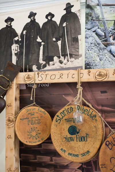 Storico Ribelle, Lombardia