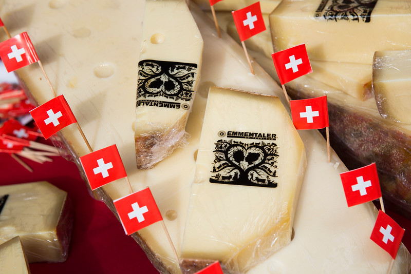 Emmentaler, Svizzera