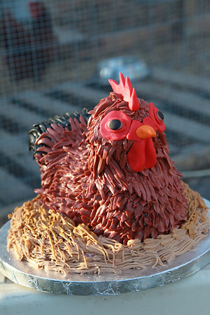 Laura's Chicken Cake 11/27/2012
